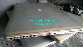 5 cách loại bỏ vết ố vàng trên laptop HP Folio 9470m