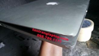 Macbook bị móp và cách khắc phục như thế nào ?