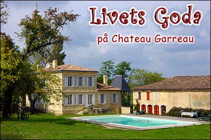 Livets Goda i Bordeaux – vår paradisiska kärlekskurs för par