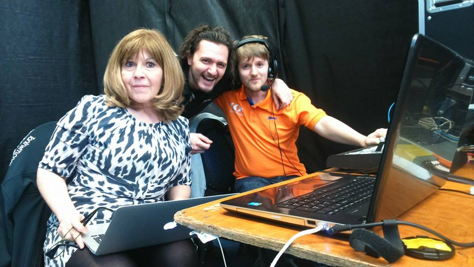 Live Streaming Video Production Wales Web Design Aberdare Webcasting and more maggie philbin