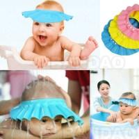 Chapéu Protetor Para Lavar Cabeça De Bebês E Crianças (frete com valor fixo)