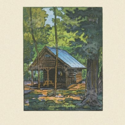 6. Raven Rock Shelter, MD