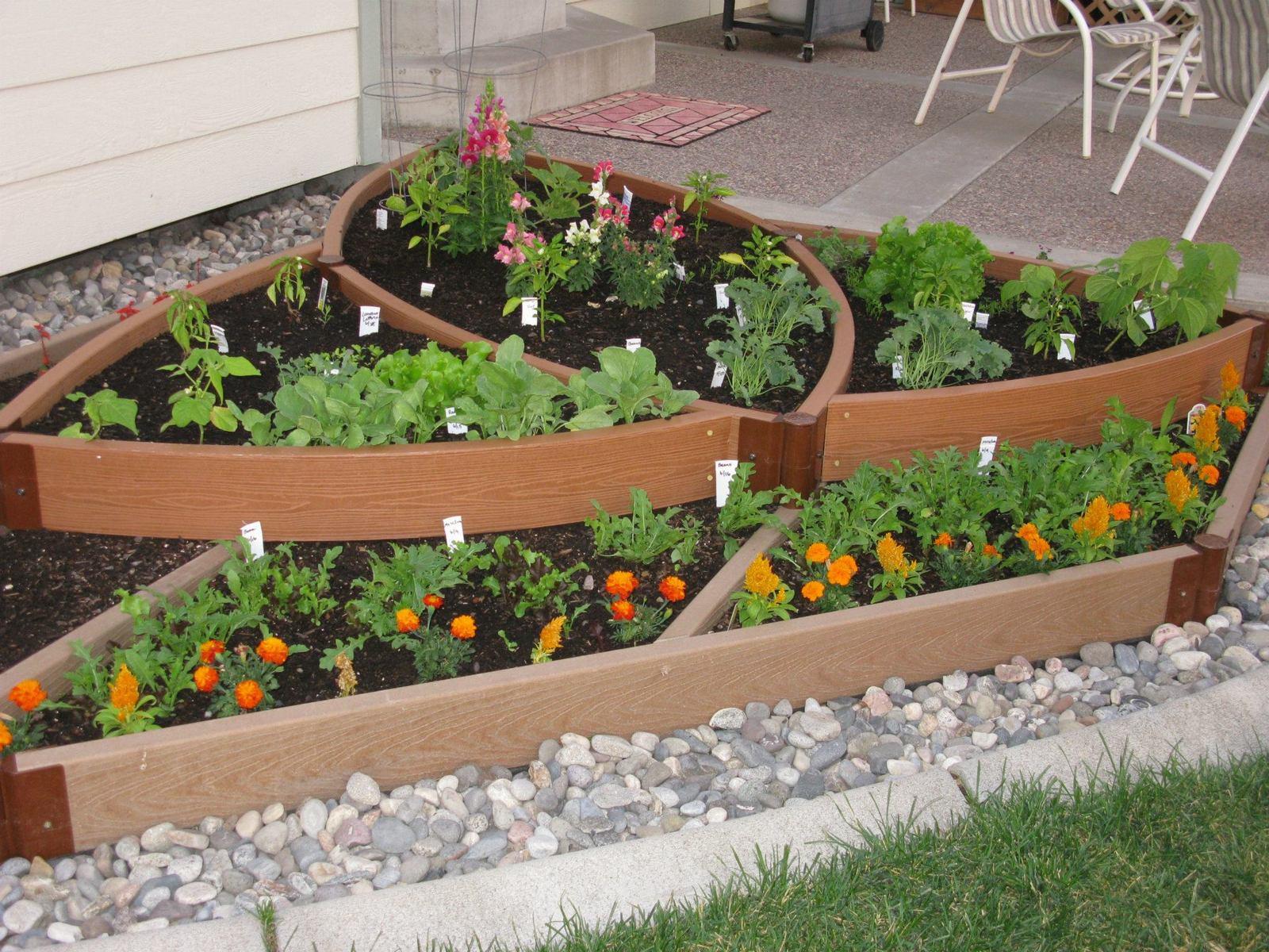 cheap raised garden beds 25 creative cheap raised garden bed002