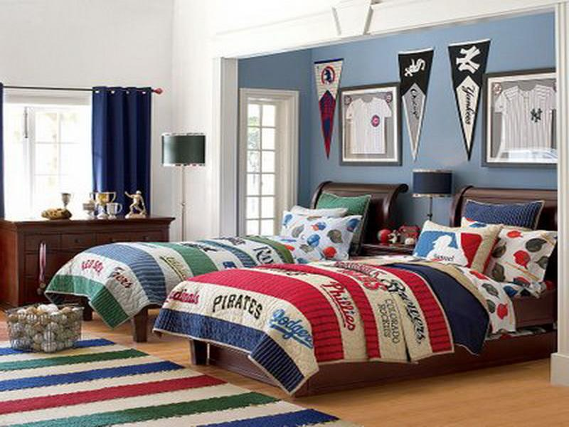 Twin Boys Bedroom Ideas Boys Thing Custom Home Design