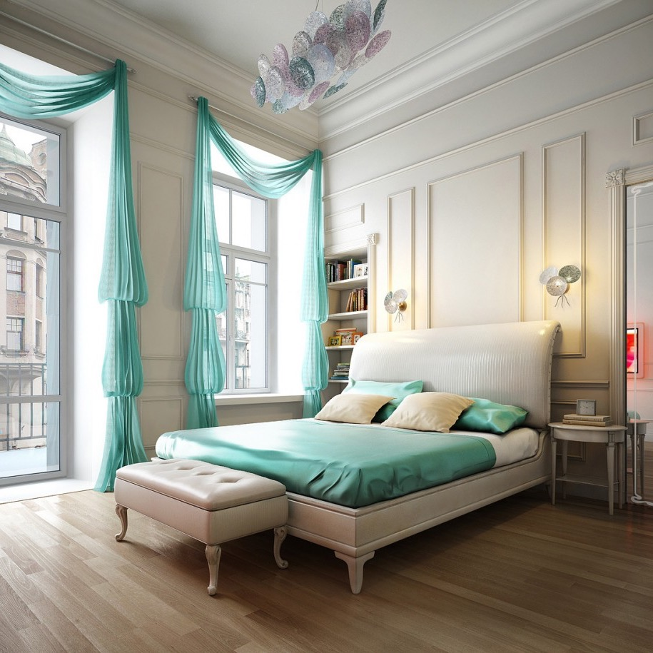Expert Tips On How To Choose The Right Curtains   Custom ... on Beautiful Bedroom Curtains  id=97023