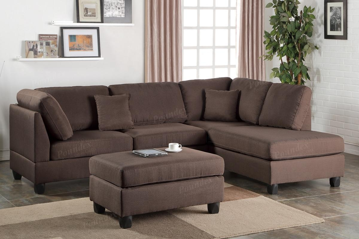 20 Best Collection Of Sofa With Chaise And Ottoman Sofa