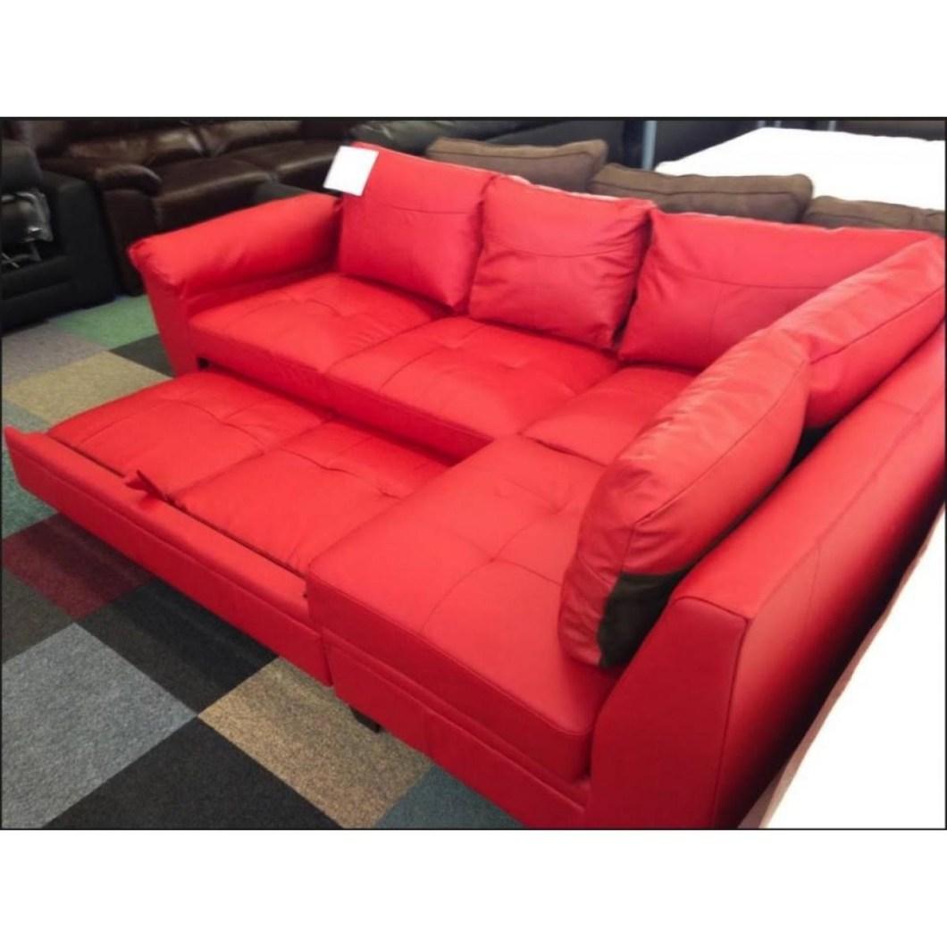 Fernando Fabric Corner Sofa Bed