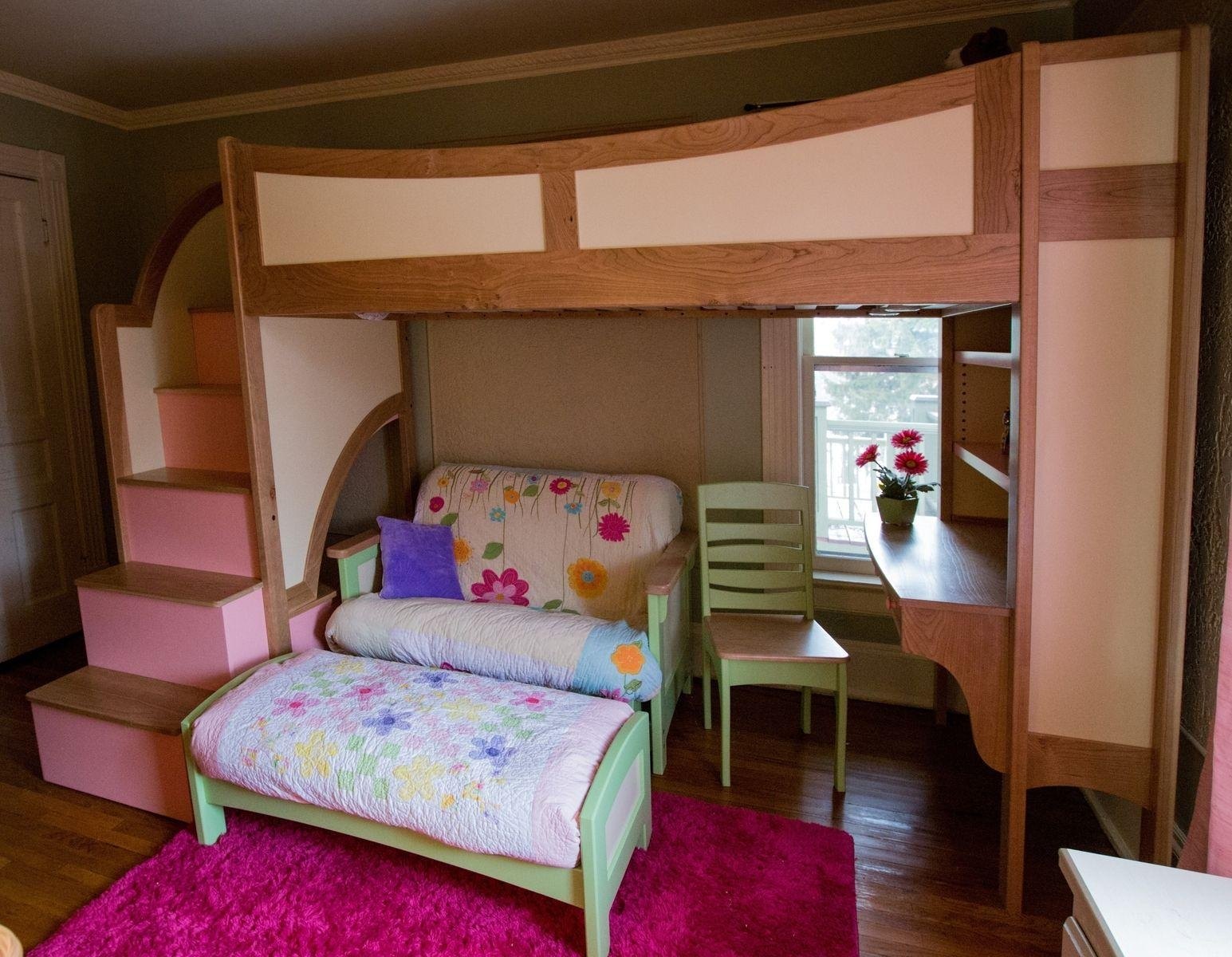 20 Photos Bunk Bed With Sofas Underneath Sofa Ideas