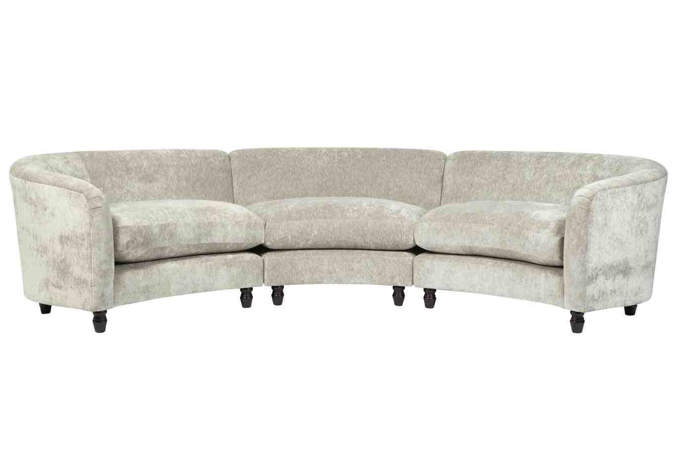 Baxton Studio Leather Couch