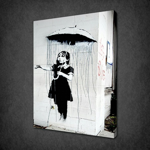 20 Inspirations Banksy Wall Art Canvas | Wall Art Ideas