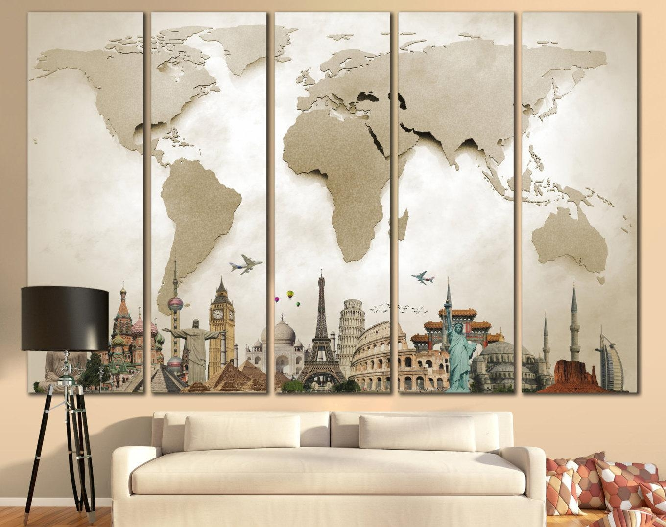 20 Collection Of Cheap Big Wall Art
