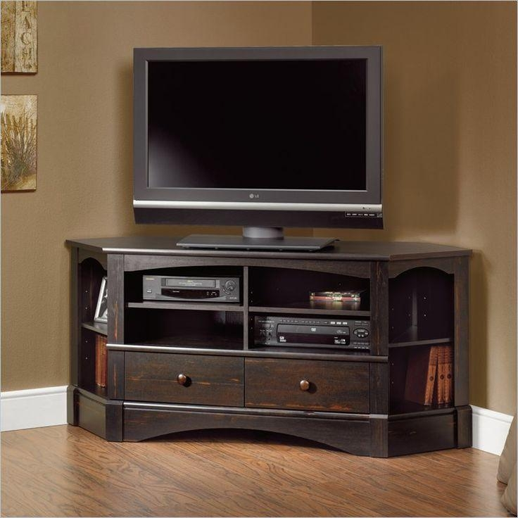 20 Best Collection Of Corner Tv Stands For 55 Inch Tv Tv