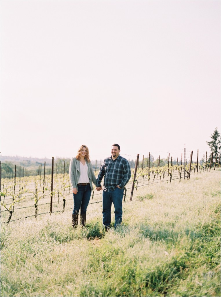 Iron Horse Vineyards Sebastopol Winery Wedding Photographer Isobel & Elliot Engaged02