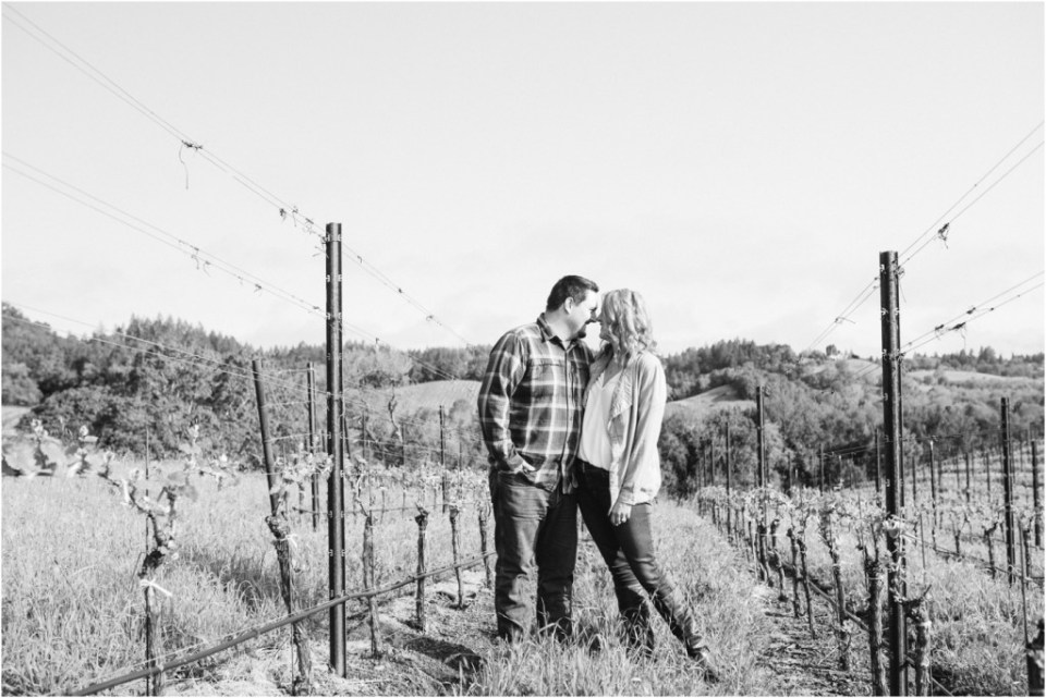 Iron Horse Vineyards Sebastopol Winery Wedding Photographer Isobel & Elliot Engaged03