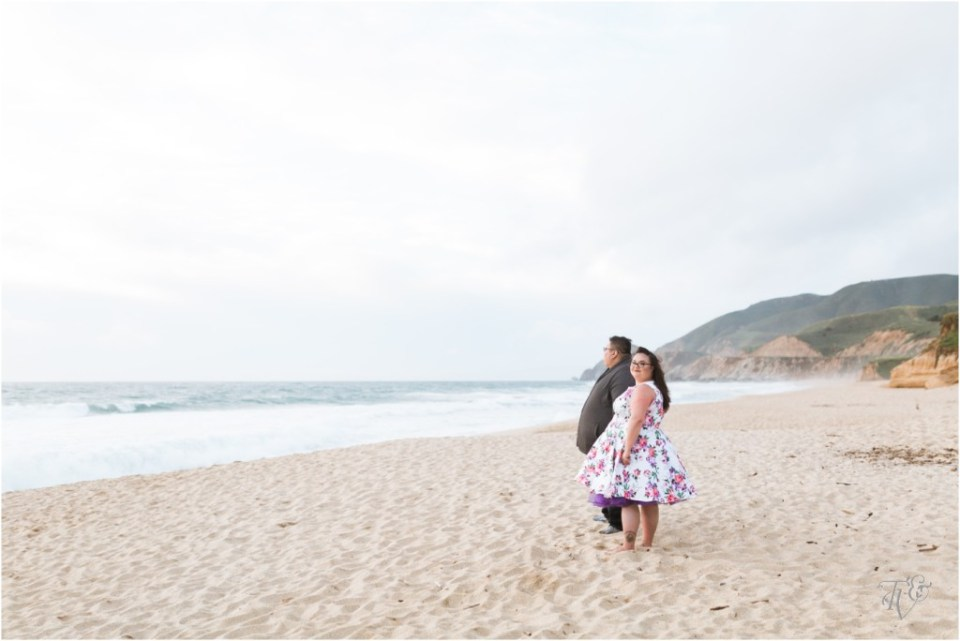 Montara State Beach Half Moon Bay Engagement Session Photographer Jenn & Rob10