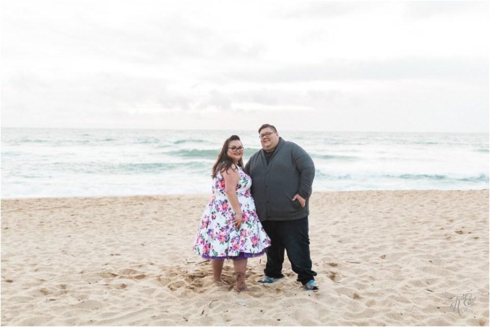 Montara State Beach Half Moon Bay Engagement Session Photographer Jenn & Rob16