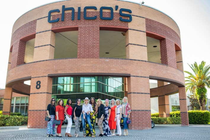 Chico's 35 anniversary influencer trip to Ft. Myers, Florida