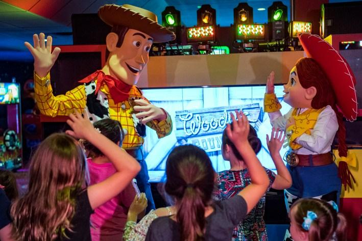 Disney's Pixar Play Zone