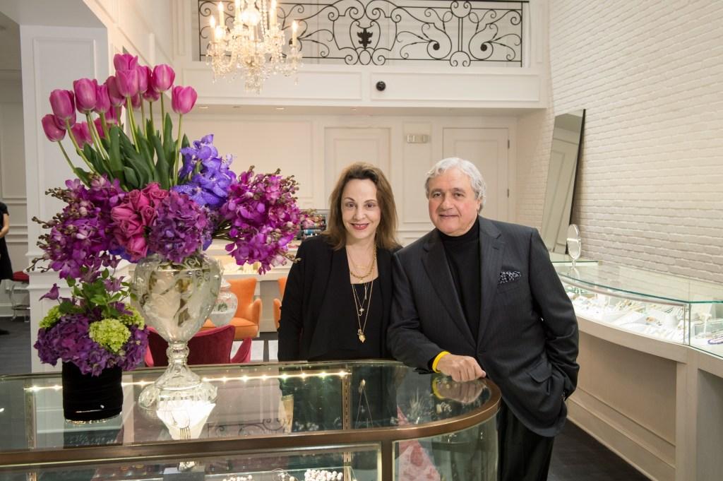 Joanne & Charles Teichman
