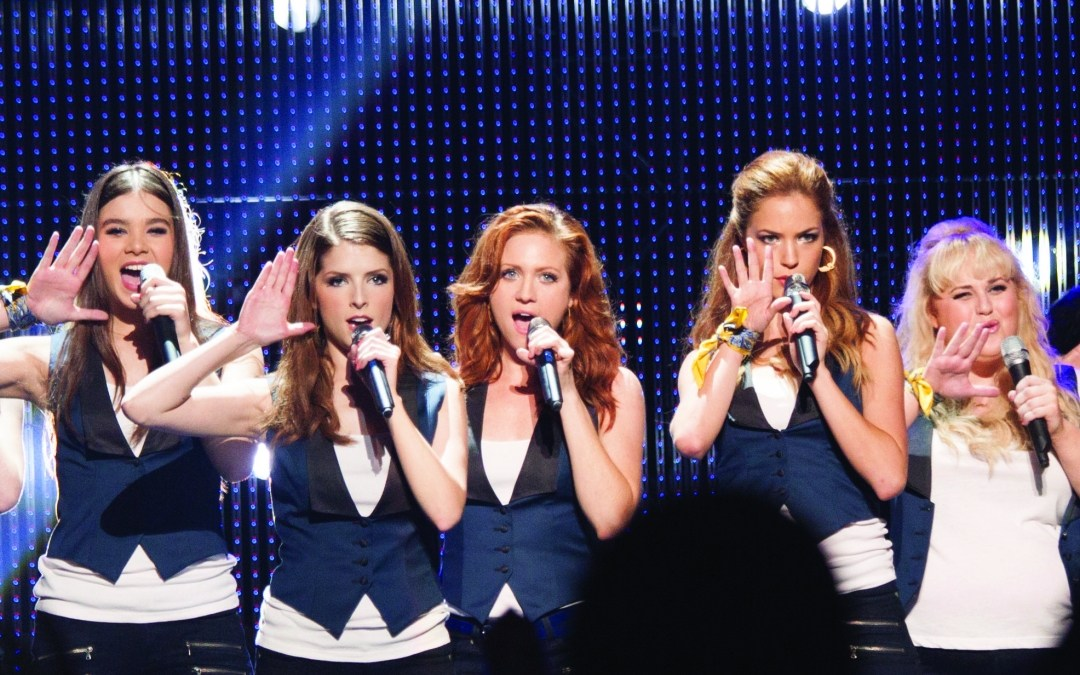 pitch perfect 2 opens today