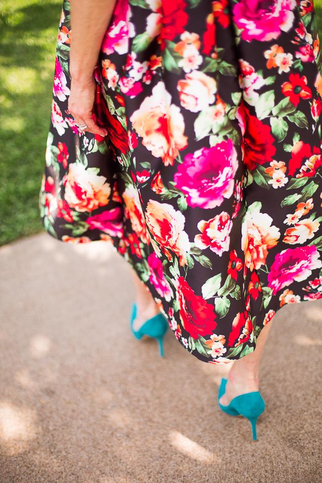 spring florals - chic wish