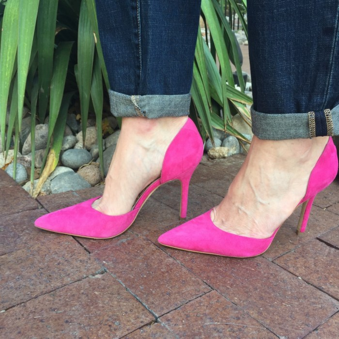 nordstrom, sam endelman shoes, pink