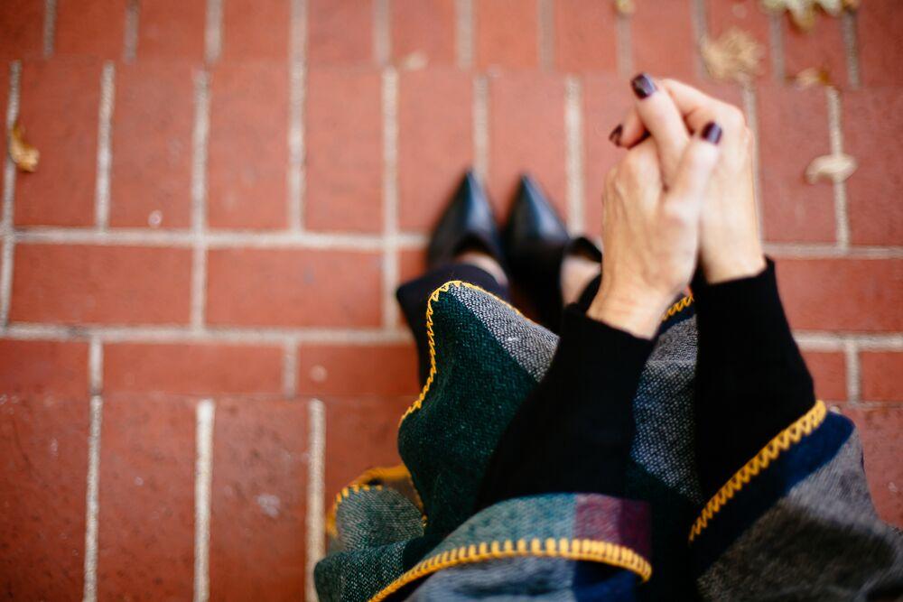 Privilege wrap, Tanya Foster, Filmfashionfun.com
