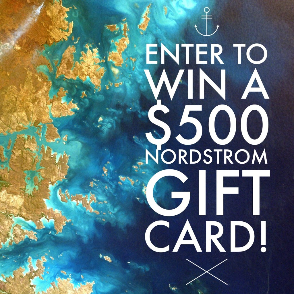 nordstrom gift card giveaway, tanyafoster.com