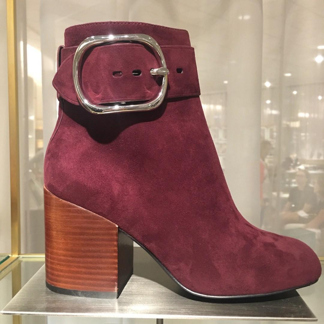 Nordstrom Anniversary Sale 2016, Alexander Wang, Kenze boot, Oxblood, suede