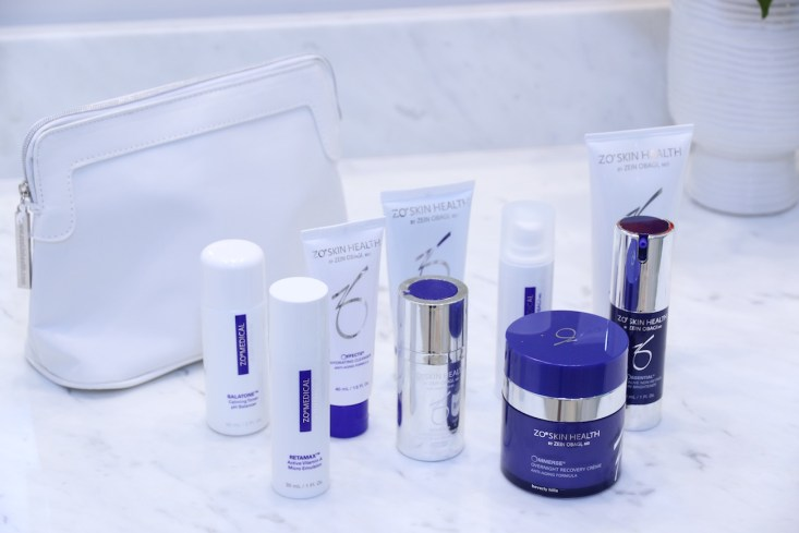 ZO Skin Health, Dr. Zein Obagi, Tanya Foster, Lynley McAnalley MD, skin care products