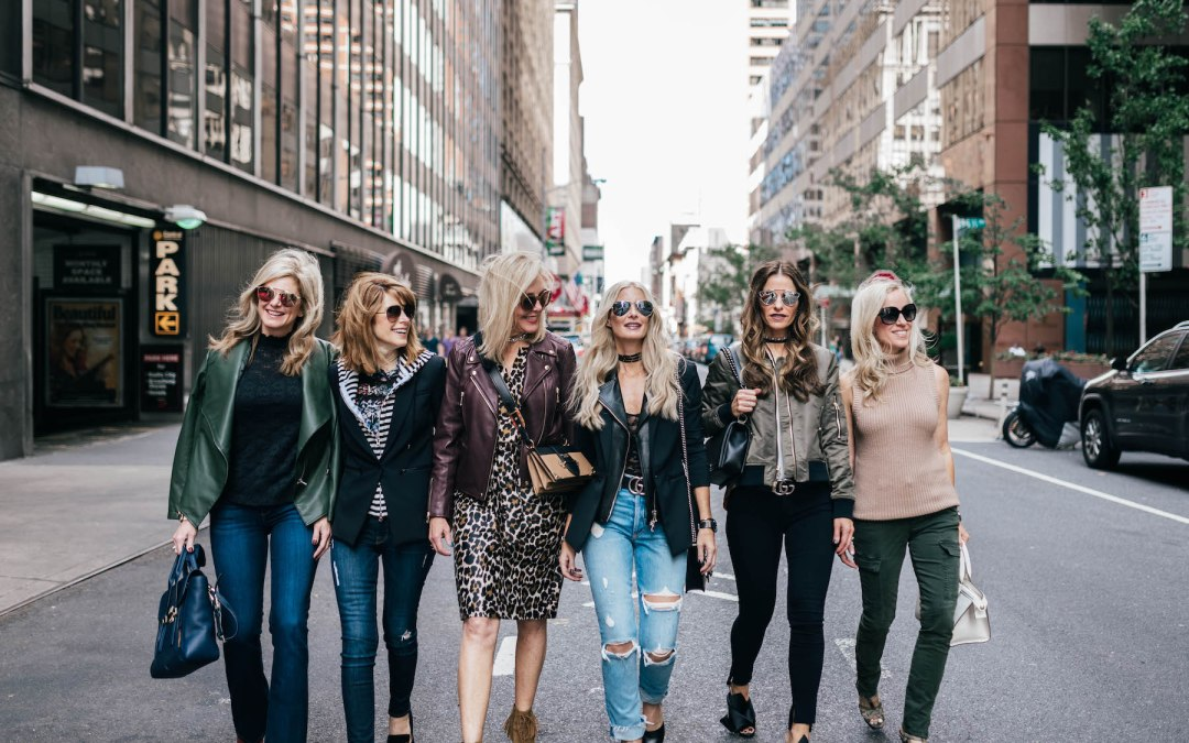 destination: New York Fashion Week