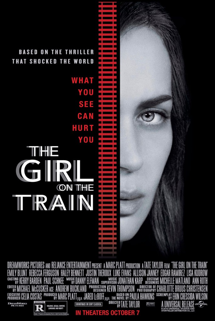 The Girls on the Train, advance screening, TanyaFoster.com,