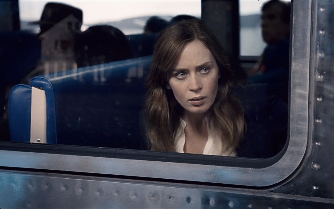 advance screening: the girl on the train