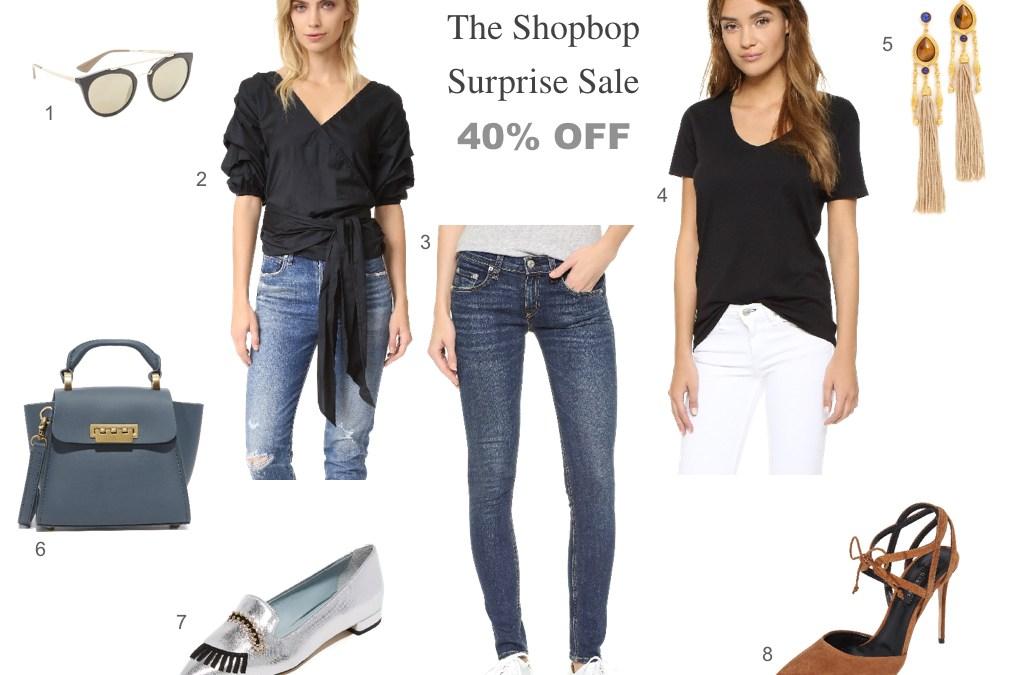 Hurray! Shopbop Surprise Sale!