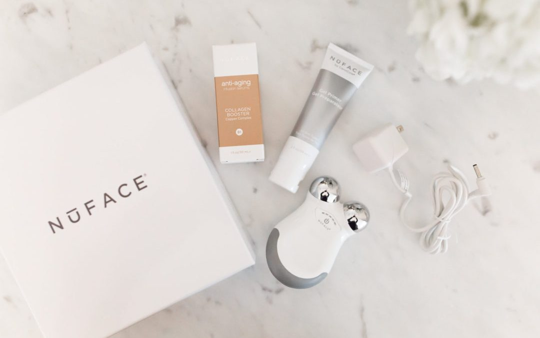 product spotlight: NuFace and giveaway #2