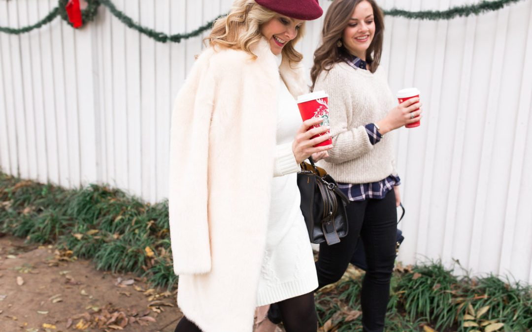 Casual winter looks with Nordstrom