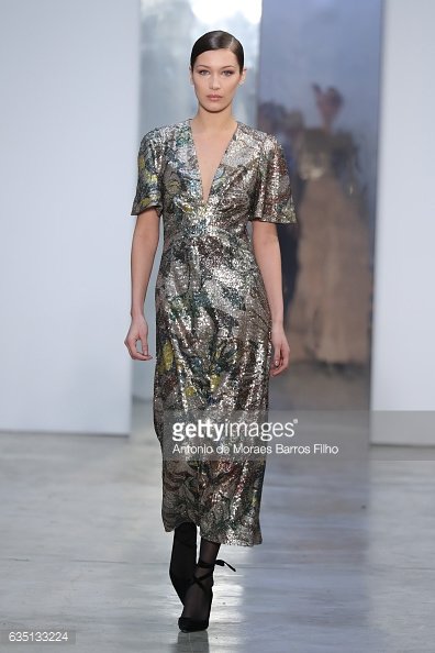 NYFW February 2017 recap post on TanyaFoster.com detailing fashion shows and street style