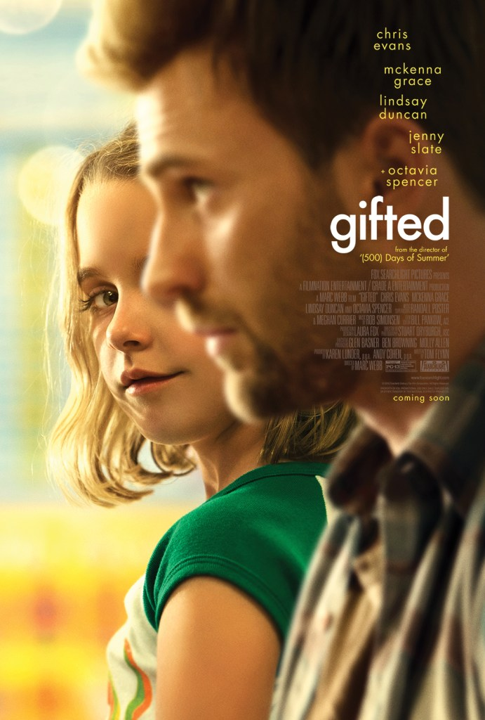 Advance screening of Gifted on TanyaFoster.com