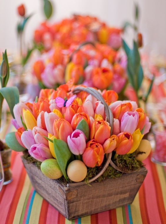 Easter inspiration on TanyaFoster.com
