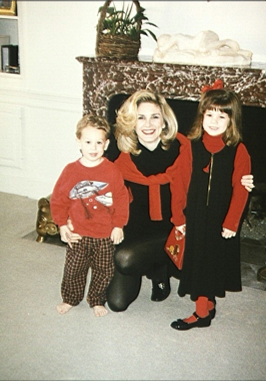 P.J., Tanya and Taylor Foster