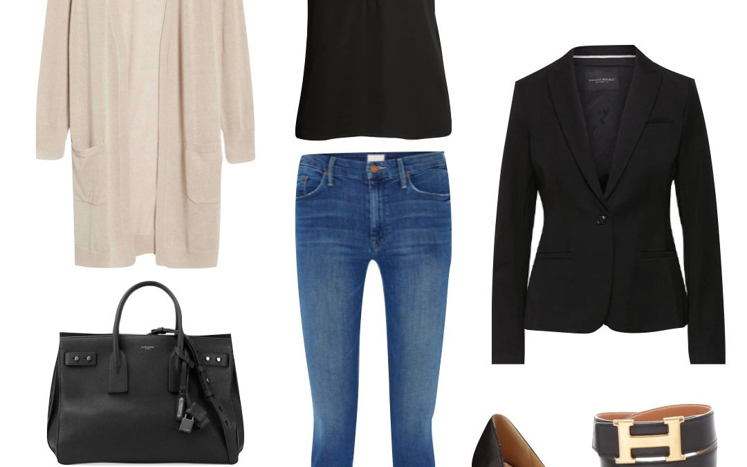 Capsule Collection | Must-Haves For Your Closet