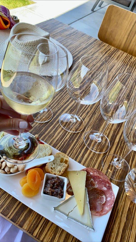 Comstock Winery tasting