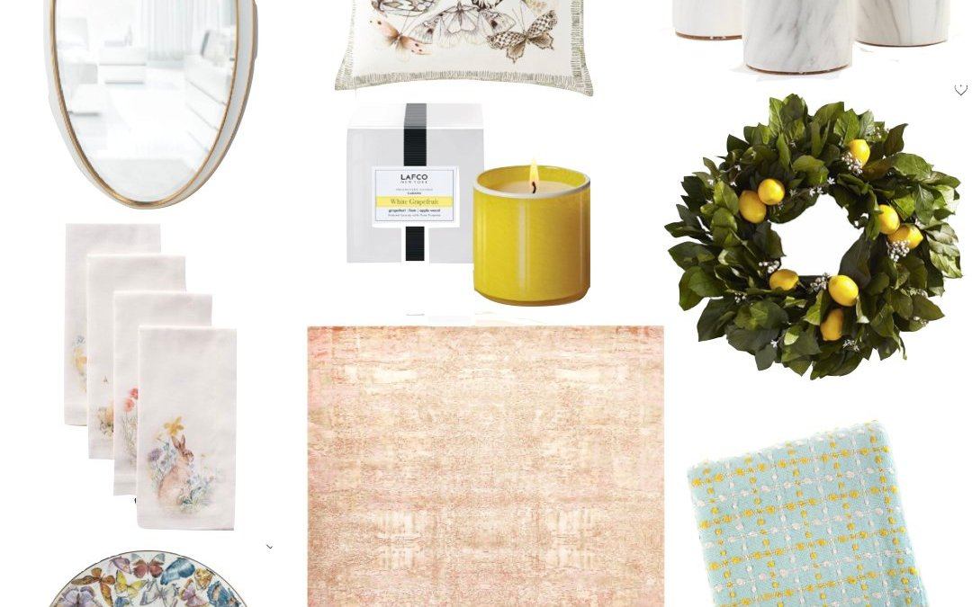 Easy Home Decor Update Pieces for Spring 2019
