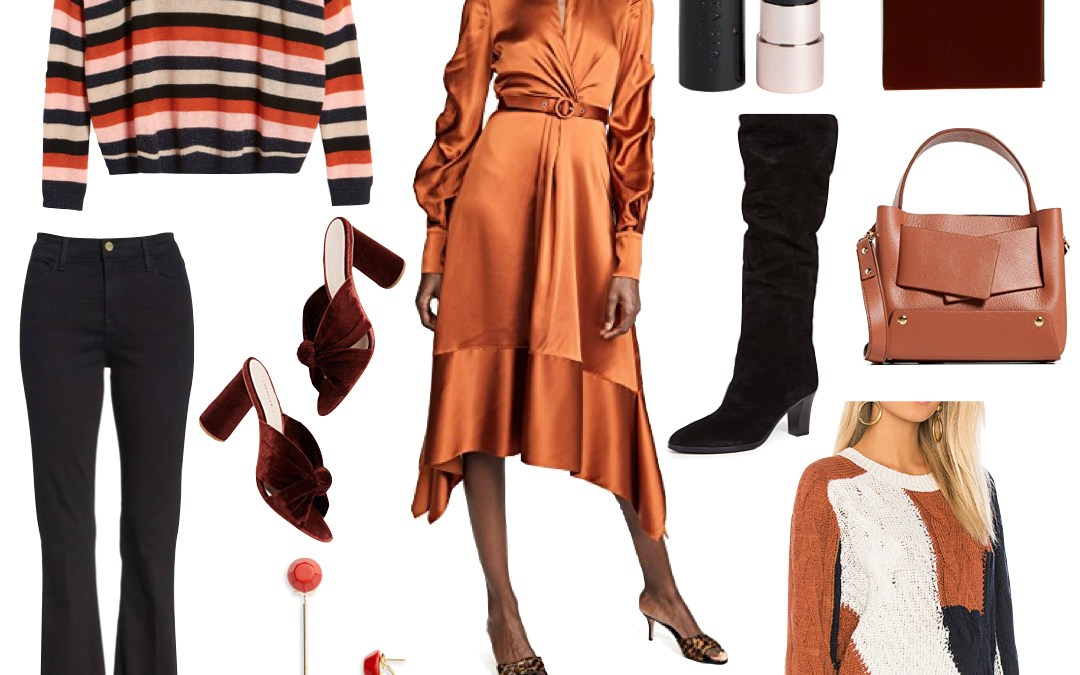 Fall Color Trend: Rust