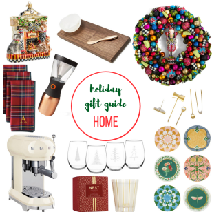 2018 Gift Guide: Holiday Home