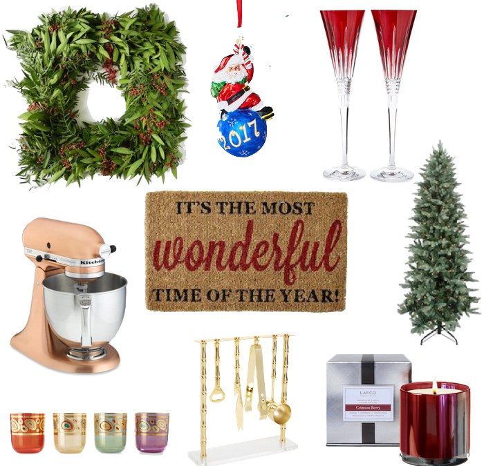2017 Gift Guide: Holiday Home