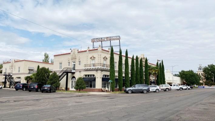 Hotel Paisano Marfa Texas