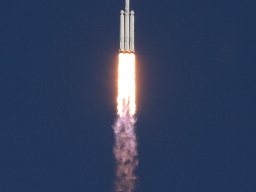 destination: Attending the SpaceX Falcon Heavy Launch