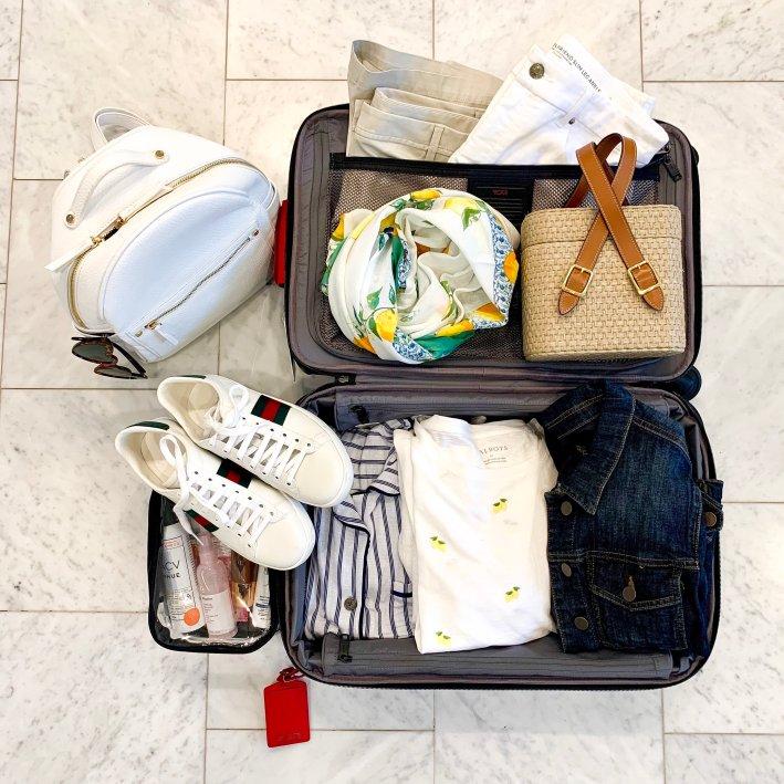 My Carmel Packing List
