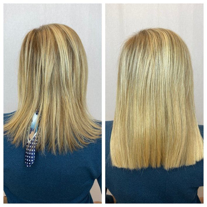 Great Lengths Hair Extensions by Michael Flores Salon